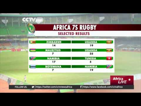 Uganda, Namibia and Madagascar through to the Africa Cup Sevens Semis