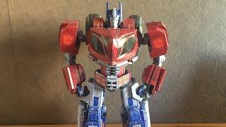 Optimus Prime Papercraft partie 2