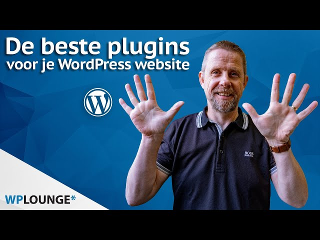 Top 10 WordPress plugins van 2021