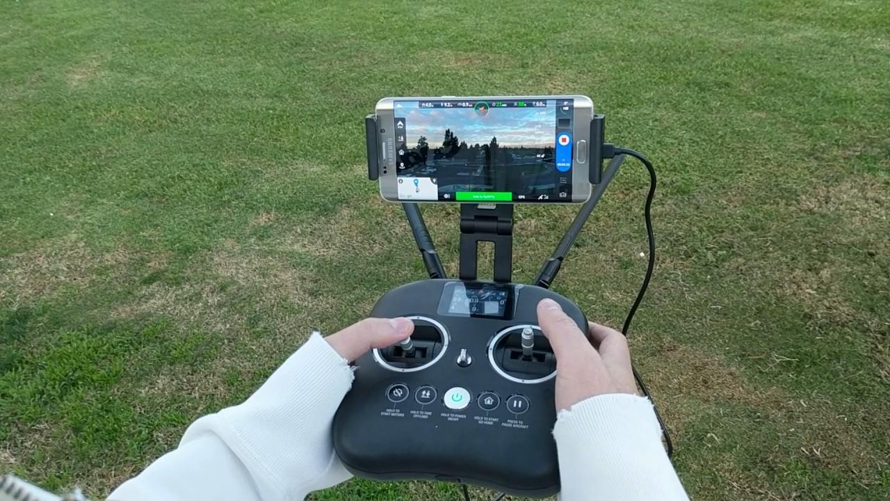 Test Flight Autel Robotics X Star Premium Drone With 4k Camera And