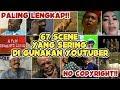 NO COPYRIGHT !! KUMPULAN SCENE YANG SERING DI GUNAKAN YOUTUBER || PALING LENGKAP !!