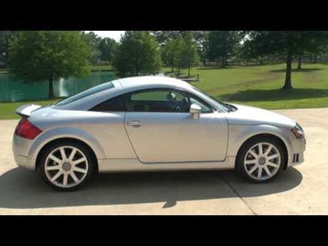 SOLD !!!! 04 Audi TT QUATRO 3 2l 250 HP - YouTube