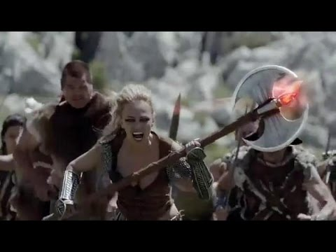 Game of War Fire Age HERO 30 US TV Commercial Feat. Mariah Carey