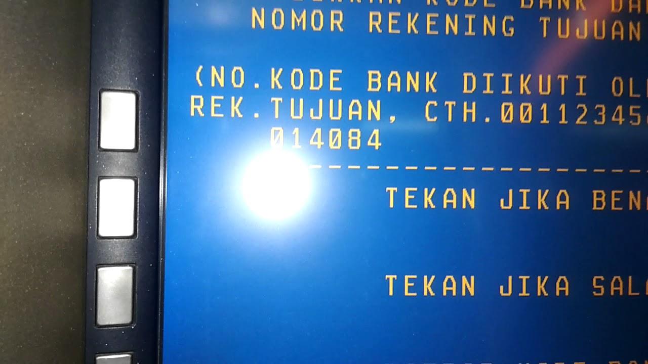 Transfer uang dari bni ke bca via internet banking - on the portal