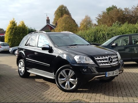Mercedes-Benz M Class 3.0 ML280 CDI Sport 7G-Tronic 5dr SOLD BY CMC-Cars, Near Brighton, Sussex