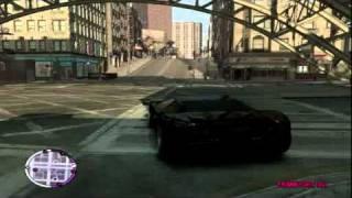 GTA IV:The Ballad Of Gay Tony Gameplay ATI 5670 HD