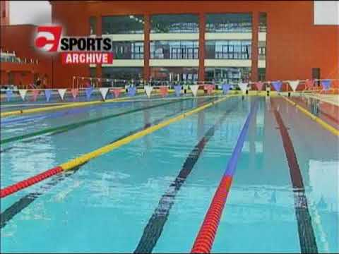 International Teams Hosting Their Winter Training Programme At T&T National Aquatic Centre