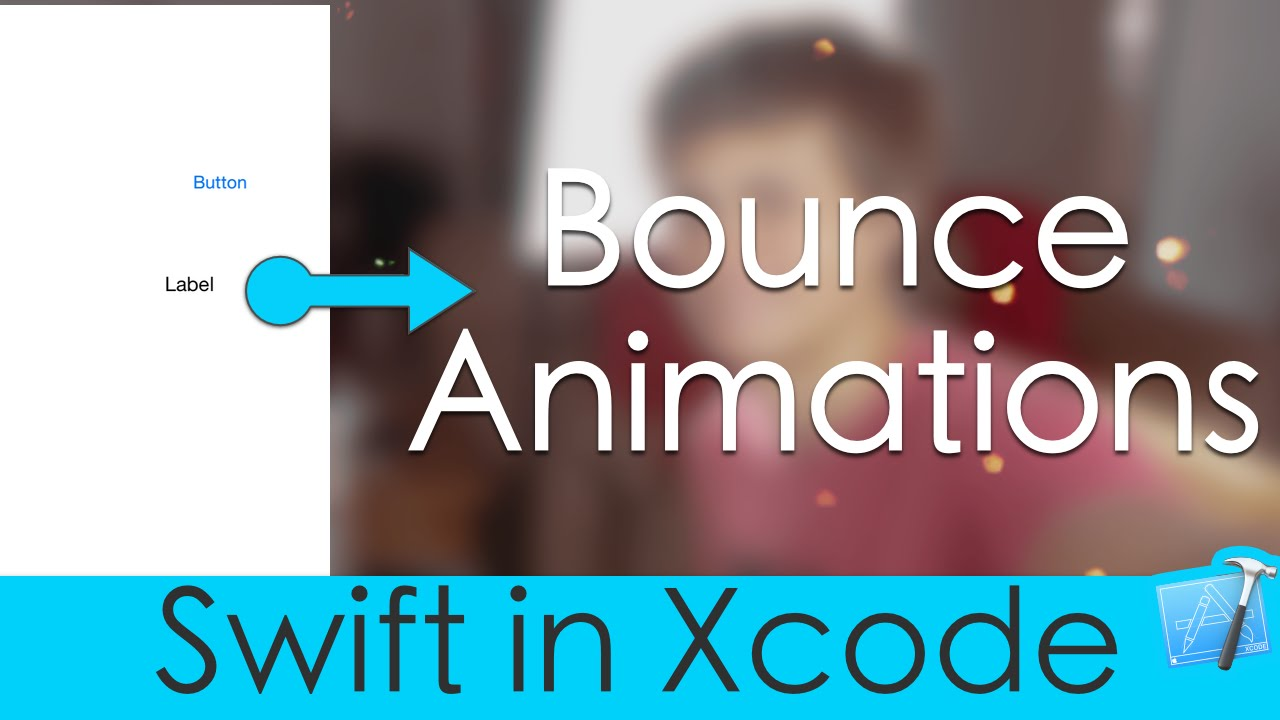 Bounce Animation (Swift in Xcode)