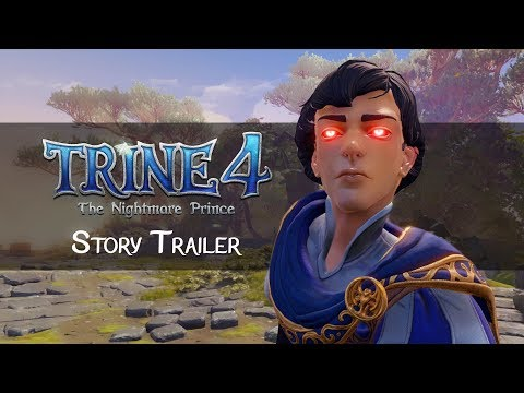 It's Games Trailer Time: Trine 4, Indivisible & GRID