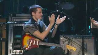 John Mayer at The Grammy Nominations Concert