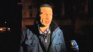 При Столкновениях В Киеве Погибли 18 Человек, Переговоры Оппозиции С Властью Провалились