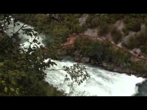 Vidikovac iznad Štrbačkog Buka!!! Una River,Donji Lapac,Cro - YouTube