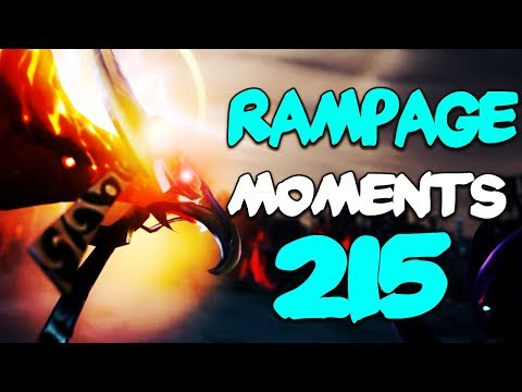 Dota 2 Rampage Moments Ep 215 thumbnail