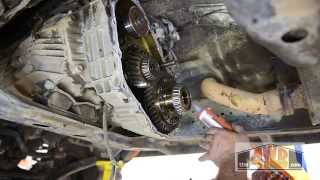 The 4WD Shed - Toyota 80 / 100 Series Part Time 4WD Kit Installation Video