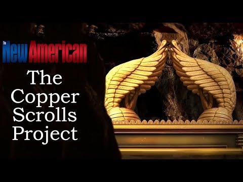 The Copper Scrolls Project: In Search of the Ark of the Covenant