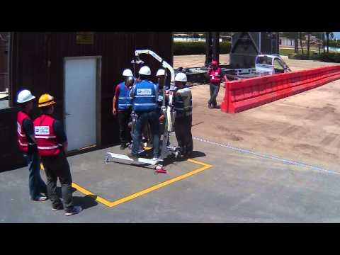 Team AIST-NEDO Time Lapse 1 - Day 1
