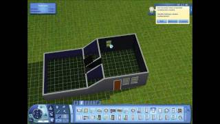 The Sims 3: Cfe Tiptorial Part Iii - Split-leveling With Cfe