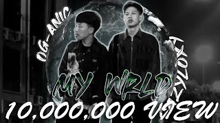 OG-ANIC : MY WRLD ft. LAZYLOXY [MV] Prod.by Warmlight