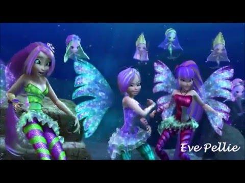 Winx Club Sirenix Full Song HD