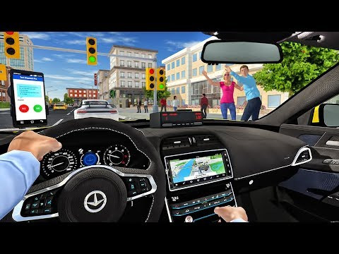 Taxi Game 2 - Unlock New Car Driving Simulator - Android GamePlay #2