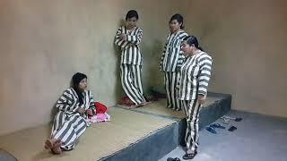 Nữ tù nhân muốn làm đàn chị và cái kết.