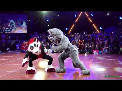Furry Weekend Atlanta 2018 - Dance Competition - Cat Daddies