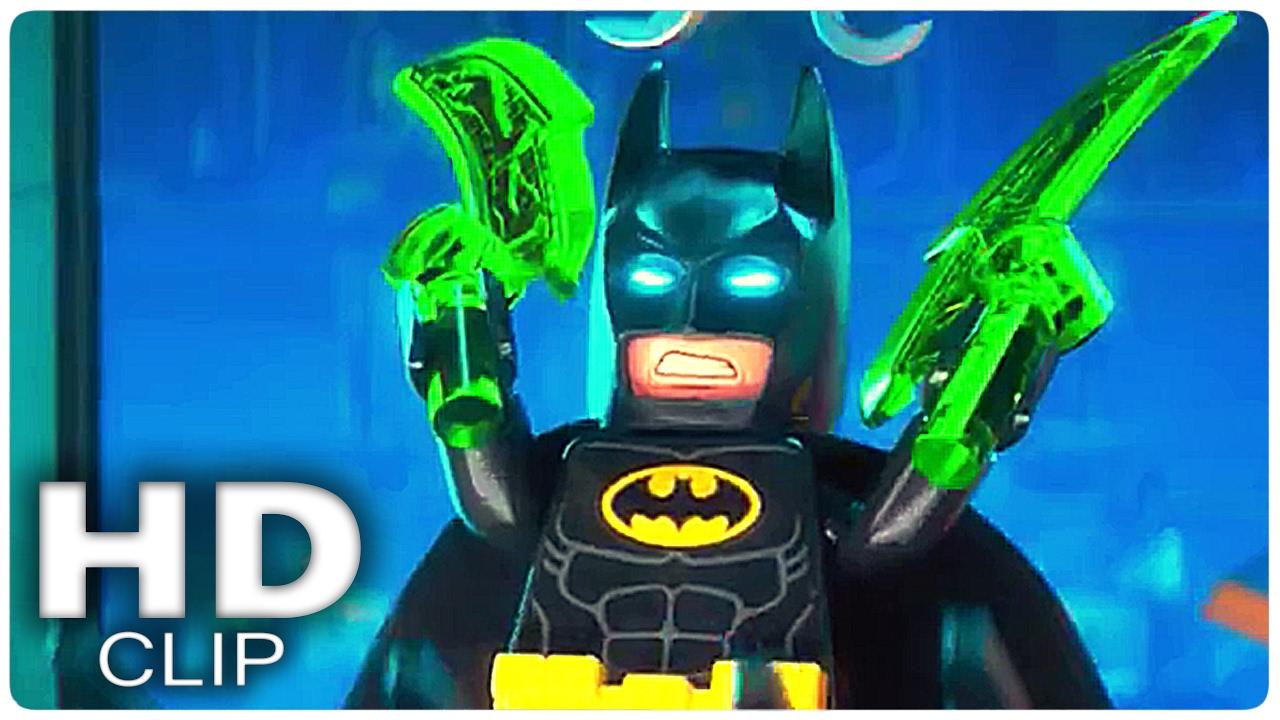 The Lego Batman Movie All Clips 2017 Youtube