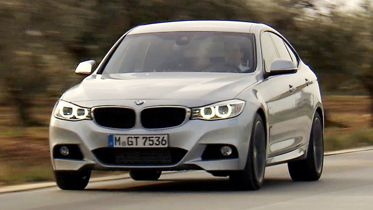BMW 335i GT M Sport  DRIVING  YouTube