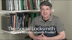 What is a National Locksmith Provider?