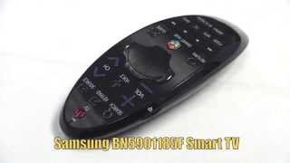 SAMSUNG BN5901185F Smart TV Remote - www.ReplacementRemotes.com