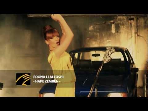 Edona Llalloshi - Hape Zemren - Official Music Video -