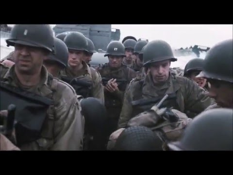 Saving Private Ryan - Omaha Beach HD