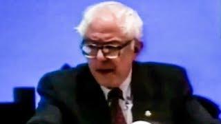 20 Years Ago: Bernie SLAMMED The Corporate Media Mschine