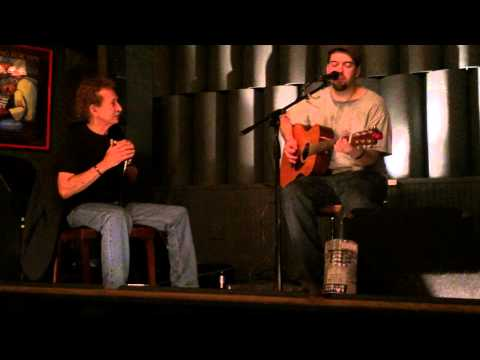 Tom Jambor & Thomas Trussell play the blues 425'15 at the Coal Yard, Helena, AL 1st of 2