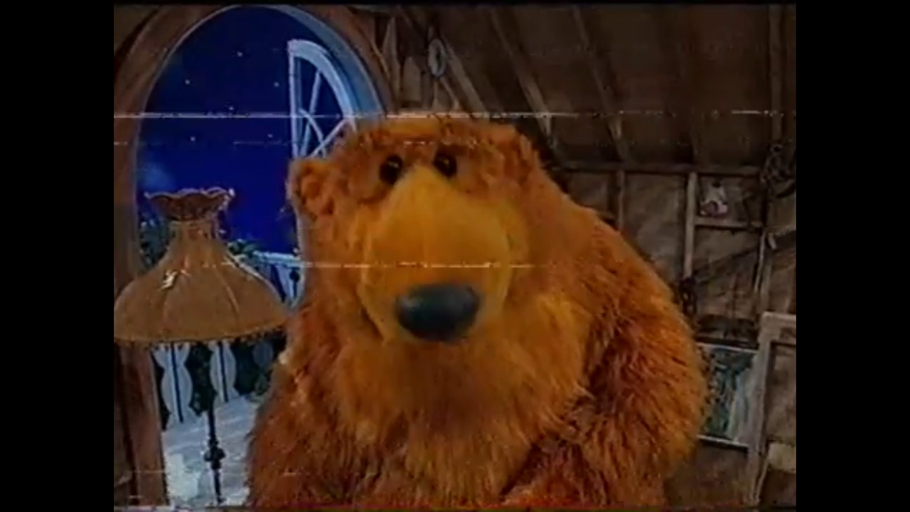 Closing to Bear in the Big Blue House - Home Is Where the ...