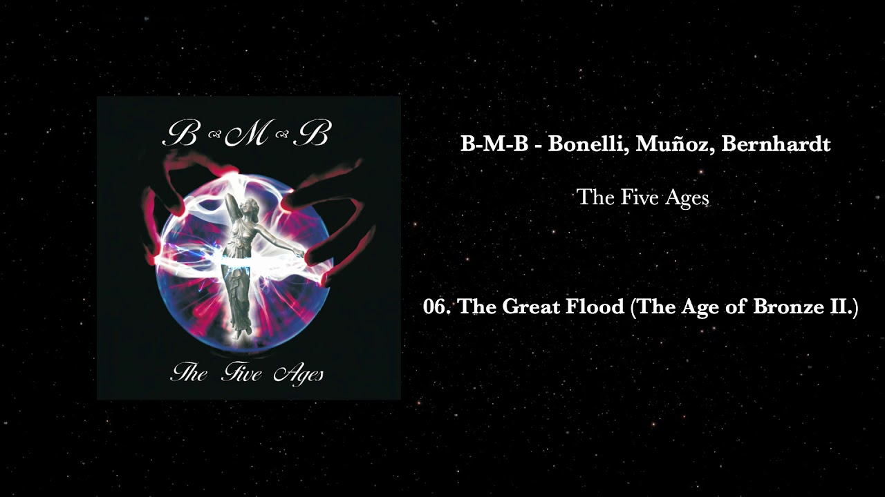 B-M-B - The Five Ages
