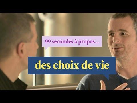 99 secondes à propos des choix de vie | Polyglot Conference