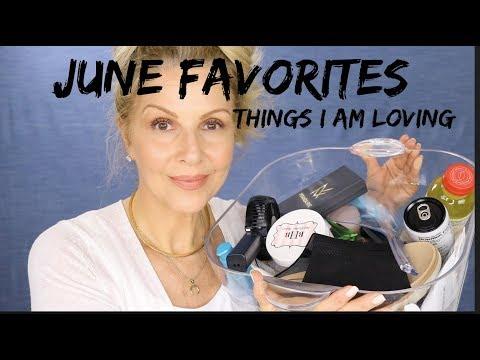 FAVORITES | JUNE | What I AM LOVING NOW | #favorites
