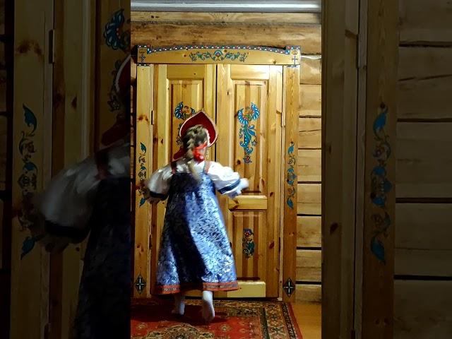 Изображение предпросмотра прочтения – ДарьяВоробьева читает произведение «Берёза» С.А.Есенина