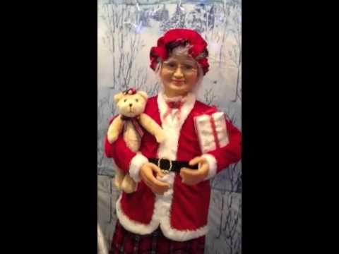 Dancing Santa Mother 5FT
