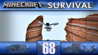 Minecraft Survival with heaveN: Как Да Летим в Минекрафт?! - Епизод #68