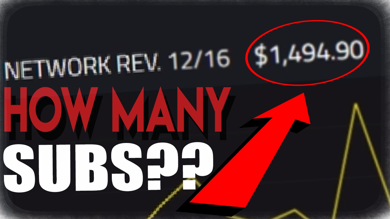 how many subscribers do you need to make money on youtube real numbers