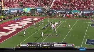 2011 Capital One Bowl - Alabama vs. Michigan State