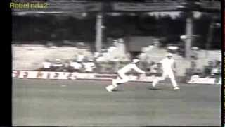 CRICKET - All time classic catch 1987 World Cup MEGA RARE VIDEO!
