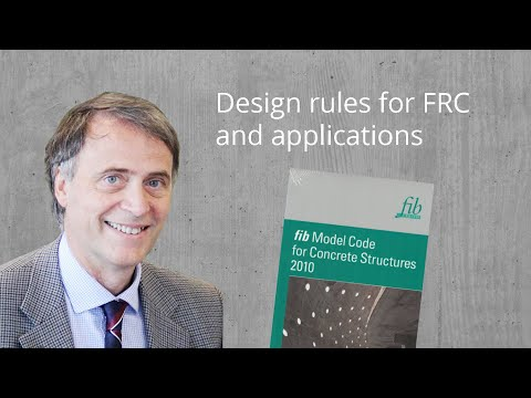 fib MC2010 - Design rules for FRC and applications
