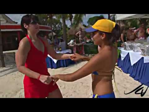 Opportunistic Travel in Uncertain Time - Flying from Calgary to Riviera Maya - YouTube