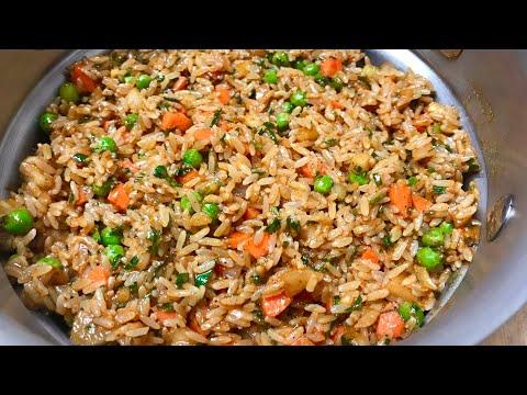 vous-allez-adorer-le-riz-avec-cette-recette-spéciale-👌😍-pleine-de-goût🔝/-vegetables-rice-recipe