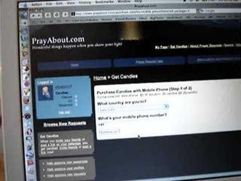 PrayAbout Country Code