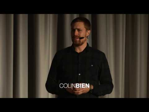 Breaking The Loop of Anxiety | Colin Bien | TEDxLeuphanaUniversityLüneburg