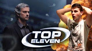 TOP ELEVEN 2015! MASTERS FC vs JOSE MOURINHO!!!